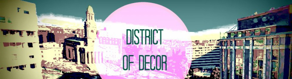 district of decor
